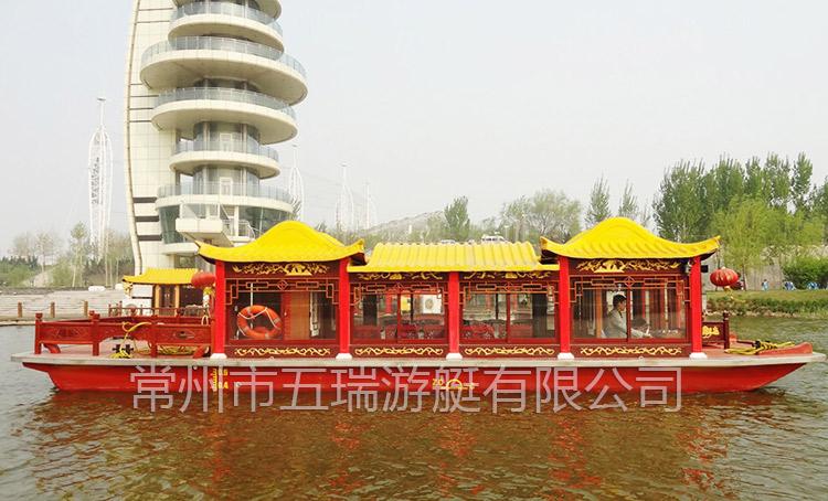11.8米画舫船