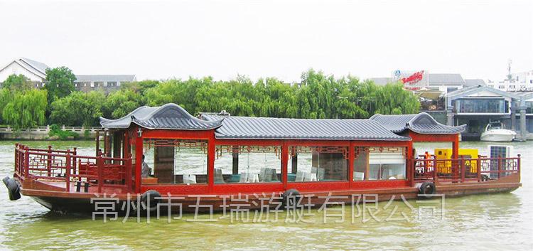18米画舫船01