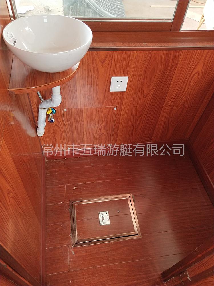 9.8米电动画舫船06